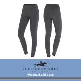 Legginsy TIGHTS FS SS20 - Schockemohle - asphalt