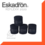 Bandaże polarowe Eskadron Reflexx wiosna/lato 2020 - navy