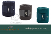 Bandaże polarowe kolekcja jesień-zima 2019 - Schockemohle