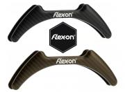 Wstawki magnetyczne górne do strzemion Flex-on ADULT - carbon