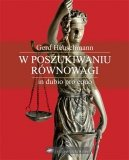 Książka - W Poszukiwaniu Równowagi - Gerd Heuschmann