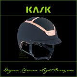 Kask Dogma Chrome Light Everyrose - KASK - granatowy - roz. 55-56