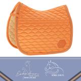 Potnik GLOSSY EMBLEM Eskadron Classic Sports wiosna-lato 2020 - papaya