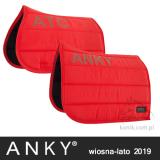 Potnik ANKY ATC kolekcja wiosna-lato 2019 - flaming scarlet