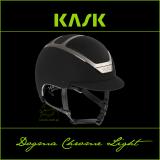 Kask Dogma Chrome Light - KASK - czarny/srebrny 55-56cm