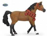Figurka koń Arabski w paradnej uprzęży - PAPO