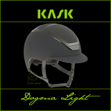 Kask Dogma Light - KASK - antracytowy - roz. 55-56