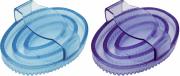 Zgrzebło gumowe brokatowe małe - EKKIA