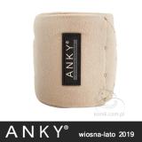 Bandaże polarowe kolekcja wiosna-lato 2019 - ANKY - pale gold