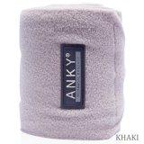 ANKY® Bandaże polarowe wiosna/lato 2015 Khaki