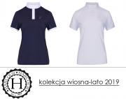 Koszulka konkursowa MONICA damska kolekcja wiosna-lato 2019 - Harcour