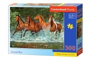 Puzzle CASCADE RUN 300 elementów - Castorland