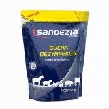 Preparat do suchej dezynfekcji 1kg - SANDEZIA
