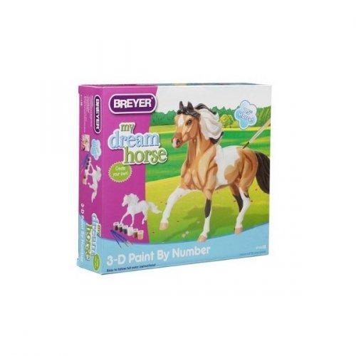 Koń do malowania Pinto - BREYER