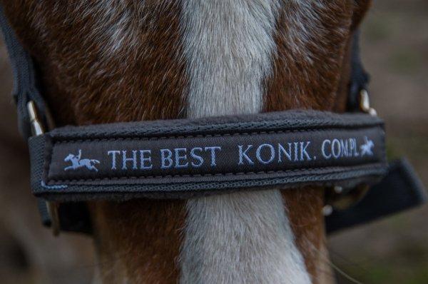 "*Edycja limitowana!* Kantar MEMPHIS ""THE BEST KONIK.COM.PL"" - Schockemohle"
