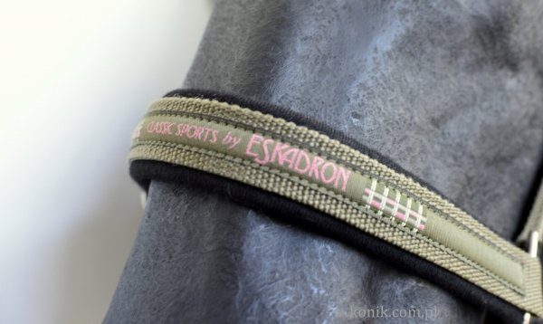 Kantar Eskadron schlamm/rosa z kolekcji wiosna-lato 2005