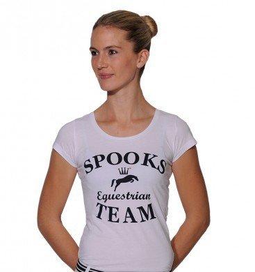 Koszulka TEAM white - SPOOKS