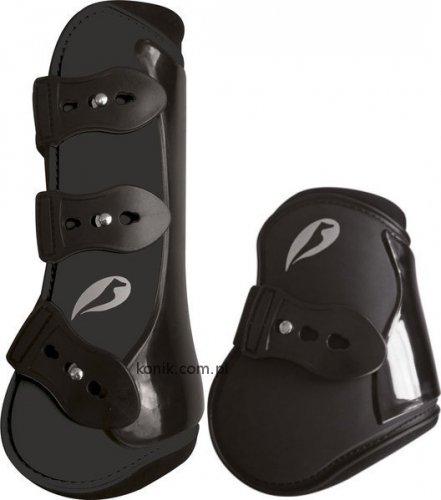 Ochraniacze Norton COMPETITION zapinane na kołki - komplet na 4 nogi