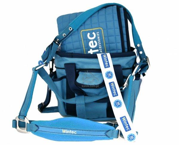 Zestaw kantar + torba na szczotki + potnik - WINTEC