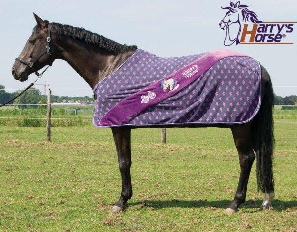 Derka polarowa LOU LOU z pasami - HAARRY'S HORSE