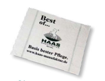Ściereczka - HAAS