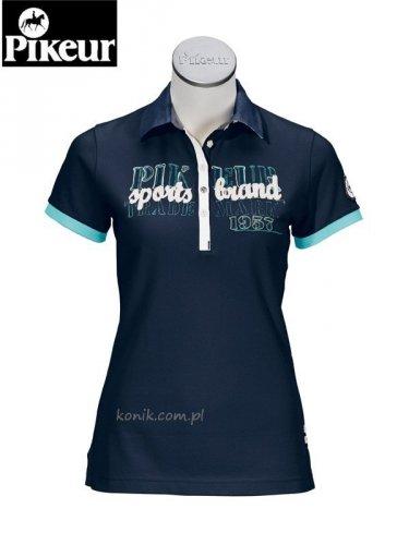 Koszulka polo Pikeur DARIA - navy