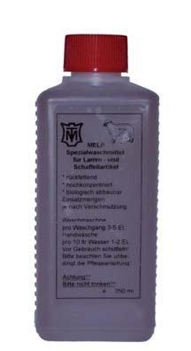 Płyn do prania futer owczych oraz wełny MELP 1000ml - MATTES