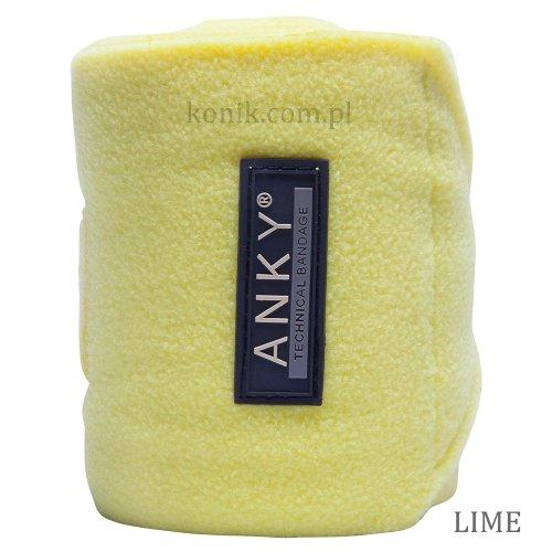 ANKY® Bandaże polarowe wiosna/lato 2015