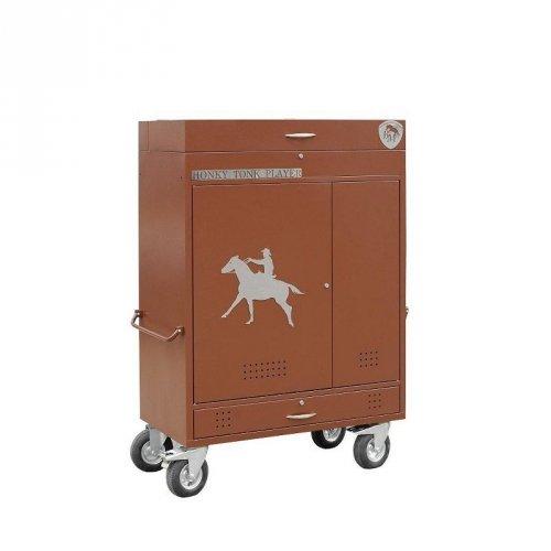 Paka stalowa westernowa - BM Horse