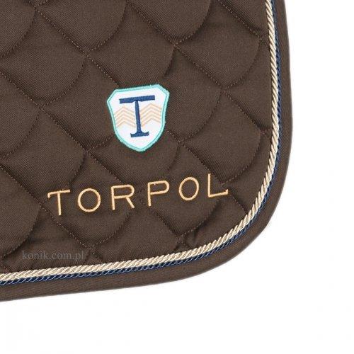 Czaprak skokowy SPORT brąz - TORPOL