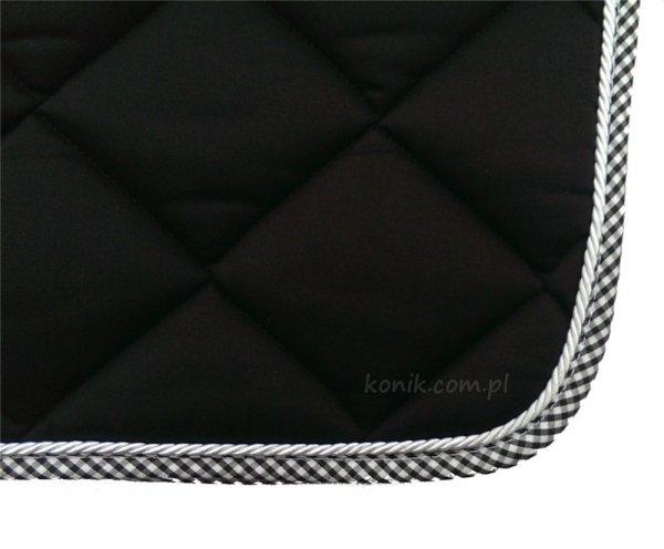Potnik EQUEST Cotton MAXX - czarny