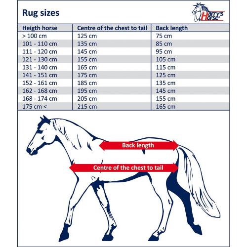Derka polarowa SU15 Baton Rouge - Harrys Horse