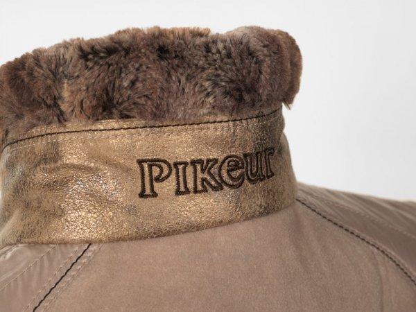 Bluza polarowa Pikeur LUNETTA - dark brown