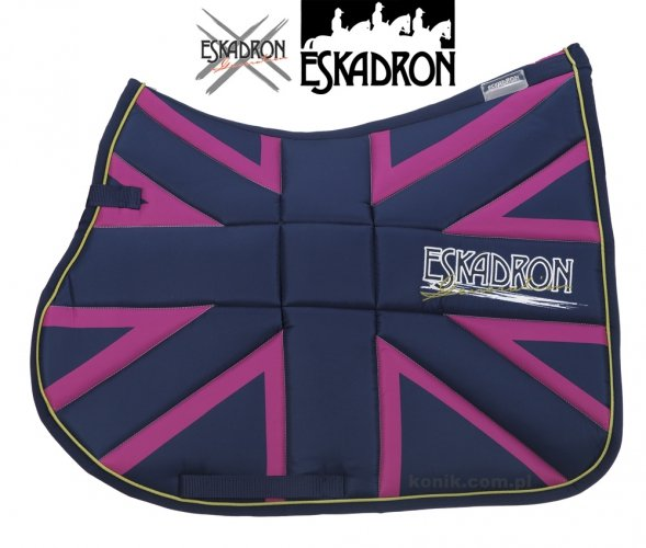 Potnik Eskadron UK-STYLE z kolekcji NEXT GENERATION jesień-zima 2014 - navy