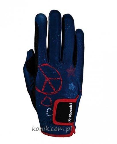 Rękawiczki Roeckl 3307-002