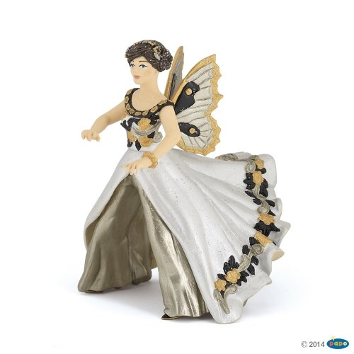 Figurka Elf beżowa- PAPO