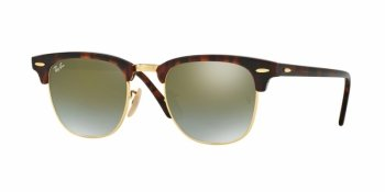 OKULARY RAY-BAN® CLUBMASTER  RB 3016 990/9J 49