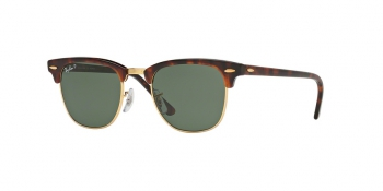 OKULARY RAY-BAN® CLUBMASTER  RB 3016 990/58 51