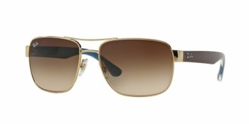 OKULARY RAY-BAN® RB 3530 001/13 58