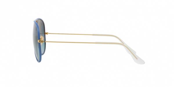 OKULARY RAY-BAN® AVIATOR FULL COLOUR 3025JM 001/4M (55)