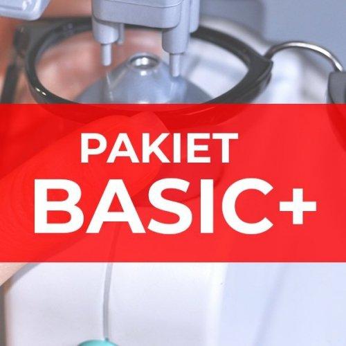 PAKIET BASIC+ - odśwież swoje okulary!