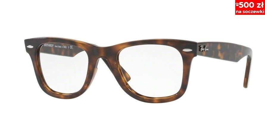 OKULARY KOREKCYJNE RAY-BAN® RX 4340V 2012 50 ROZMIAR M