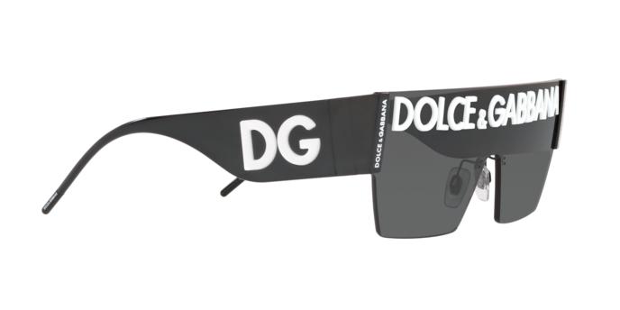 OKULARY DOLCE & GABBANA DG 2233 01/87 43 ROZMIAR S