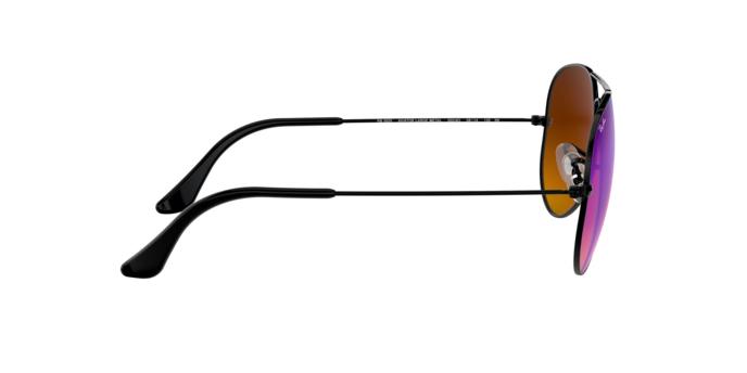 OKULARY RAY-BAN® AVIATOR RB 3025 002/4O 58 ROZMIAR M