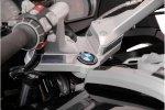 ZESTAW PODWYŻSZAJĄCY KIEROWNICĘ BMW R1200RT (05-) PODWYŻSZENIE 25MM SW -MOTECH