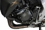 CRASH PADY KOMPLETNY ZESTAW DO HONDA CB 1000 R (08-) BLACK SW-MOTECH
