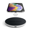 Satechi Aluminium USB-C PD & QC Wireless Charger Silver