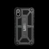 UAG Monarch - obudowa ochronna do iPhone X (grafitowa)