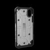 UAG Plasma - obudowa ochronna do iPhone X (przeźroczysta)
