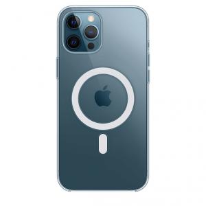 Apple Przezroczyste etui z MagSafe do iPhone'a 12 Pro Max
